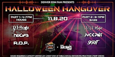 Halloween Hangover (Early) tickets
