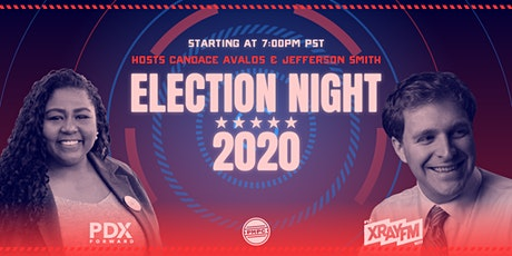Election Night 2020 tickets