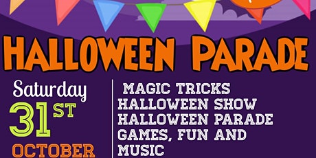 Virtual Halloween Party for Kids tickets