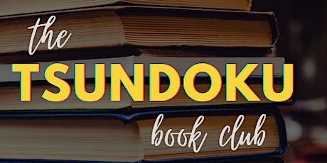The Tsundoku Book Club tickets