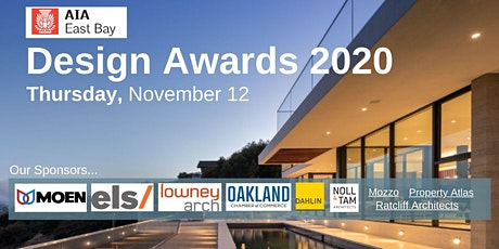 AIA East Bay Design Awards tickets
