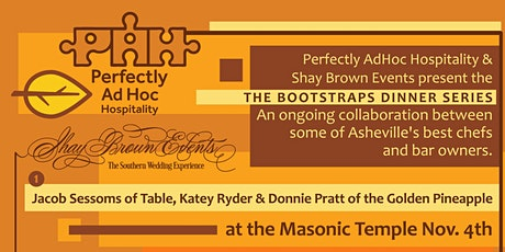 The Bootstrap Dinner Series tickets