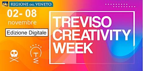 Treviso Creativity Week 2020 - La Capitale della Creatività biglietti