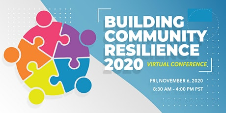 Building Community Resilience  2020 Virtual Conference tickets
