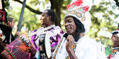New Orleans Masking Indians at Legacy Park tickets