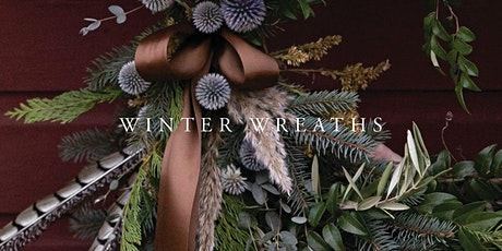 Winter Wreaths at Water Street Studios tickets
