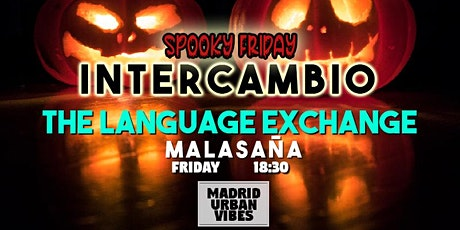 FRIDAY: Pre-Halloween Drinks & Language Exchange entradas