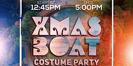 Xmas Boat Party tickets