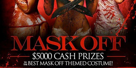 Mask Off Halloween Costume Party @ Lyfe Night Club/SOGA ENT/10 tickets