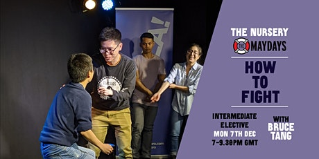 Online Improv Elective: How to Fight with Bruce Tang tickets