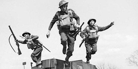 Second World War themed walking tour tickets