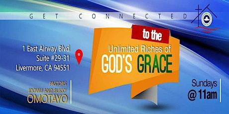 RCCG Graceland Intl November 1st Service (Family Thanksgiving Sunday) tickets