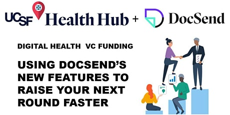Using DocSend to raise your next round faster tickets
