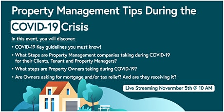 Property Management Tips During the COVID-19 Crisis