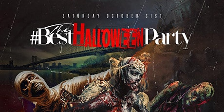 #BestHalloweenParty @ Taj II – A Brunch to Dinner Costume Party • FREE! tickets