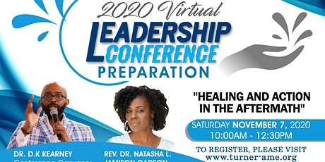 2020 Virtual Leadership Conference tickets