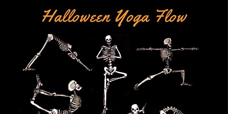 Halloween Yoga tickets