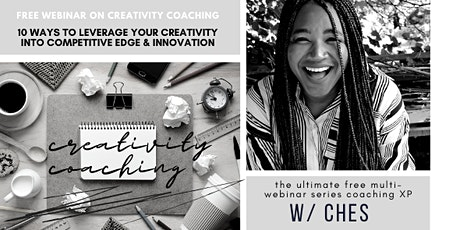 How To Be Creative: On Creativity & Innovation tickets