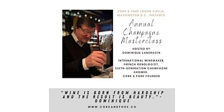 Dominique Landragin: Champagne Masterclass tickets