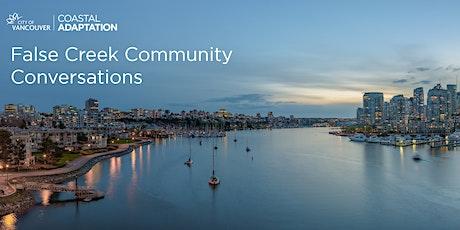 False Creek Community Conversations - Round 2 tickets