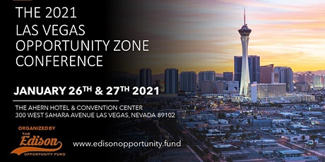 The 2021 Las Vegas Opportunity Zone Conference tickets