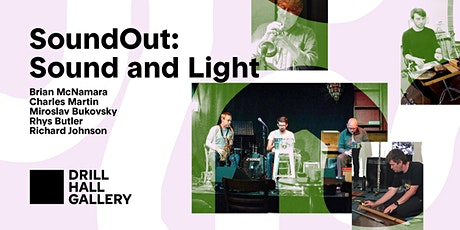 SoundOut: light and sound tickets