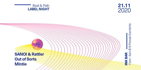 Beat & Path Label Night tickets