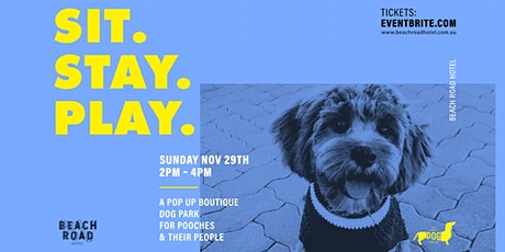 Sit.Stay.Play - Cavoodle, Poodle & Oodle Takeover tickets