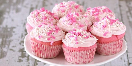 Heavenly Cupcakes Baking Class - Sat 10/31/20 at 10:30am - Kids OK! YUMMY! tickets