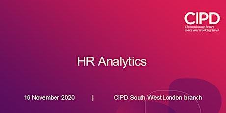 HR Analytics tickets