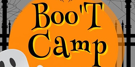 Halloween Boo'T Camp tickets
