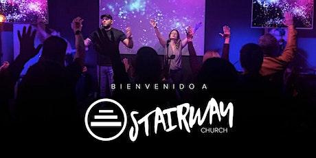 STAIRWAY CHURCH MIAMI / EXPERIENCIA DE DOMINGO 11:30AM boletos