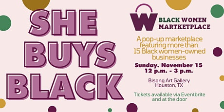 The Black Women Marketplace tickets