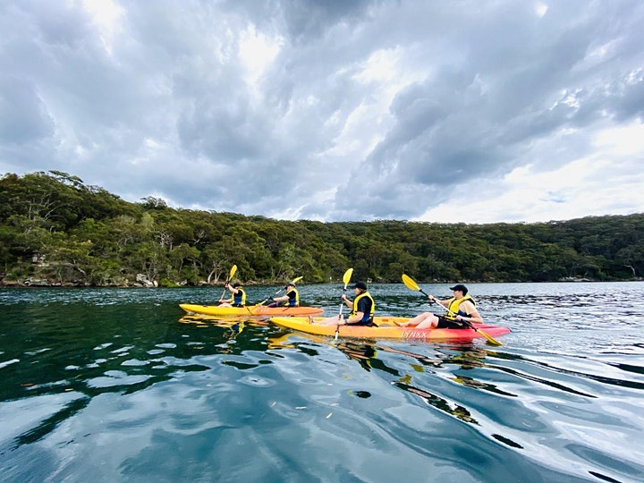 Women's Kayaking Day: Port Hacking // Sunday 7th November image