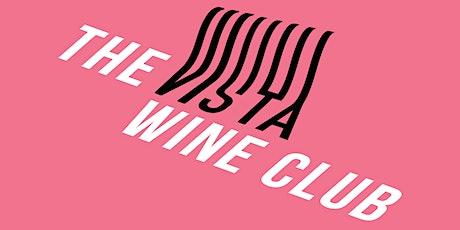 Wine Club Dinner tickets