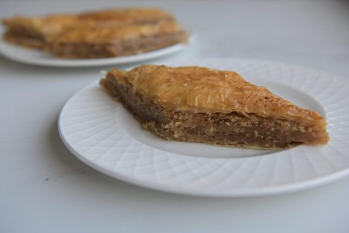 Online Baking Class - Learn to make Baklava image