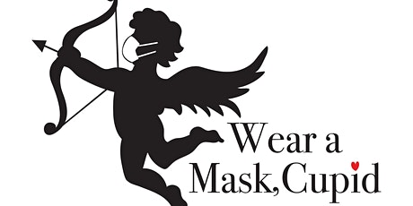 Wear a Mask, Cupid! Book launch tickets