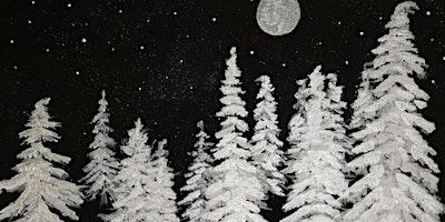 Winter Whites Paint Party (Virtual)