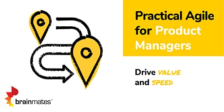 Brainmates Practical Agile for Product Managers tickets