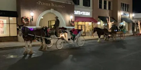 Holiday Carriage Rides tickets