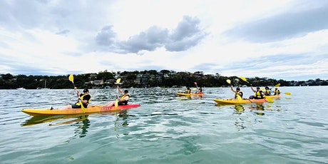 Women's Kayaking Day: Port Hacking // Wednesday 3rd March tickets