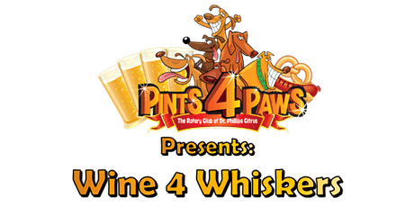 Pints 4 Paws Presents Wine 4 Whiskers tickets
