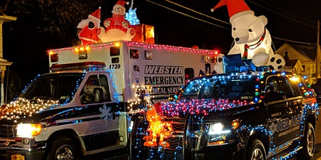2020 Webster Holiday Parade of Lights-Guests tickets