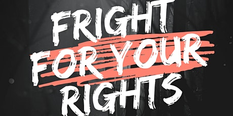 Fright For Your Rights - A GOTV Virtual Halloween Party tickets