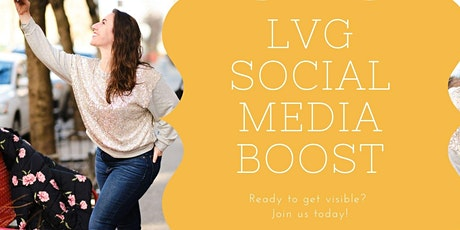 Social Media: Create Your Content and Cowork tickets