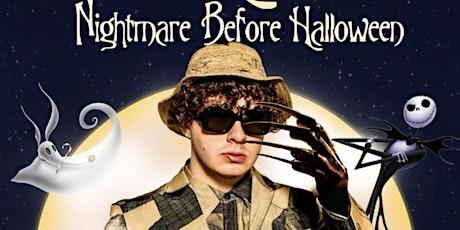 JACK HARLOW HOSTS THE NIGHTMARE BEFORE HALLOWEEN @ TRAFFIK! Costume Party tickets