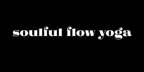 Soulful  Flow Yoga Online tickets