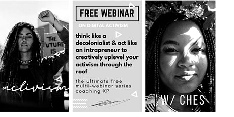 Activism: How To Be The Ultimate Digital Activist Tickets