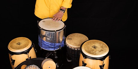 Wyndham Learning Festival - Drumming For All Ages tickets