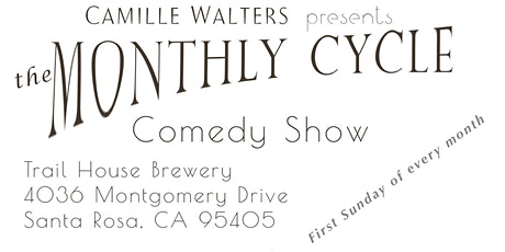 The Monthly Cycle Comedy Show tickets